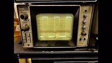 Tektronix Model 528a Waveform Monitor Working Condition Vintage Ham Radio
