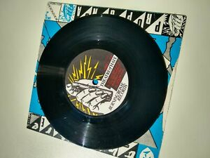 """Theatre Of Hate - Do You Believe In The West World - 7"""" Vinyl - Kirk Brandon"""