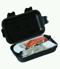 KOMBAT SURVIVAL KIT IN WATERPROOF PLASTIC CASE