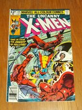 X-MEN UNCANNY #129 FN (6.0) MARVEL COMICS 1ST APP KITTY PRYDE JANUARY 1980