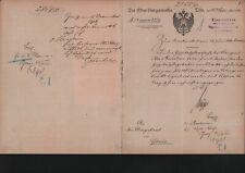 KÖLN, Brief 1903, Der Ober-Bürgermeister