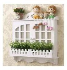 Locker Shelf Decorative Wall Keyring Cupboard Mobile Shelves New