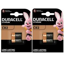 4x Duracell Ultra CR2 3V Lithium Photo Battery DLCR2 / ELCR2 / CR15H270