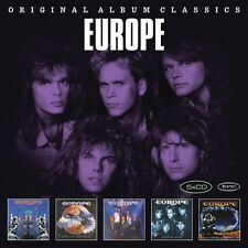 Europe - Original Album Classics [New CD] UK - Import