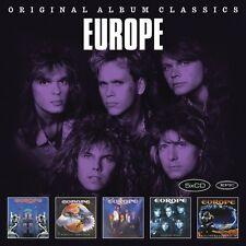 Europe - Original Album Classics [New CD] UK - Import