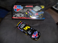 Kyle Busch #5 CarQuest 2005 Monte Carlo Action 1:24 scale 1 of 168 Bank