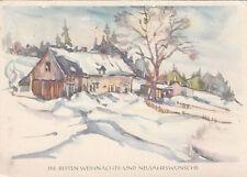 Weihnachtskarten aus Finnland