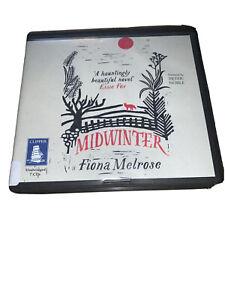 Fiona Melrose - Midwinter - 7 CD Unabridged Audiobook