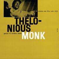 Thelonious Monk GENIUS OF MODERN MUSIC VOL 1 Blue Note 75th Annv. NEW VINYL LP