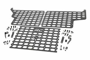 Rough Country For Jeep Molle Panel Bed Mounting System 20-21 Gladiator| Cab Side