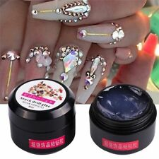 8MLDIY Nail Nail Art Rhinestones Gel Glue UV Gel Adhesives Super Sticky Decor