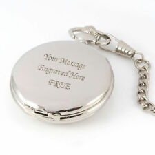 Full Hunter Pocket Watches with Roman Numerals