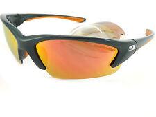 SUNWISE Interchangeable 4 Lens Set EQUINOX Sports Sunglasses Green / Red Mirror