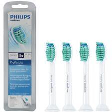 PHILIPS Sonicare HX6014 Pro Risultati Ricambio Spazzolino da denti teste Confezione da 4