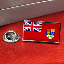 Old Canada Canadian Red Ensign Flag Lapel Pin Badge / Tie Pin