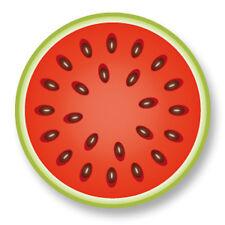 Porte clé Keychain Ø45mm  Image Rint Pasteque Fruit Watermelon Plante Pépin