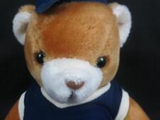 VINTAGE MADE IN KOREA HOUSTON ASTRO BASEBALL TEDDY BEAR PLUSH STUFFED ANIMAL MLB