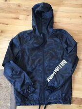 NEW BBC Billionaire Boys Club Black White Windbreaker Jacket size Large L