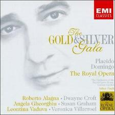 The Gold & Silver Gala Asher Fisch, The Orchestra of the Royal Opera House, Pla