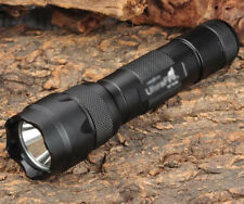 Newest UltraFire WF-502B Cree XM-L2 U2 U3 LED 1200LM Single Mode Flashlight