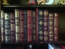 Individual volumes of Easton press 100 greatest books