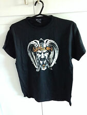 SATYRICON - Now Diabolical GIRLY T-Shirt BRAND NEW SIZE 12