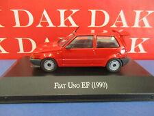 Die cast 1/43 Modellino Auto Fiat Uno EF 1990