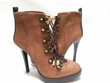 d2979871c93 Tory Burch Halima Brown Boots Size  US8.5 Regular M RET  486.00