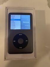 Apple iPod Classic 7th Generation Black 160Gb Mp3 Player W Box