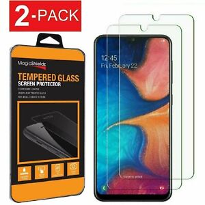 2-Pack MagicShieldz® For Samsung Galaxy A12 Tempered Glass Screen Protector