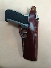 CZ 75 85 Leather Holster #9307