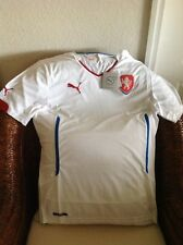 Puma Czech Republic Soccer jersey new with tags Size M Men's