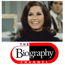 MARY TYLER MOORE: 3 DVDs -  BIOGRAPHY (A&E) + INTIMATE PORTRAIT + RARE TV SHOWS