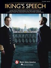The King's Speech - Music From The Motion Picture Soundtrack Piano Solo