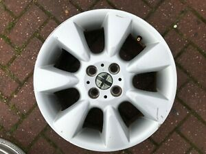 "BMW MINI R50 R53 R56 R52 R57 R58 16"" FIN SPOKE R92 ALLOY WHEEL 6763297 OEM #1"