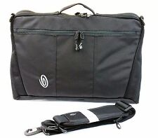 """New Dell Timbuck2 Nylon Notebook / Laptop Messenger Bag - Fits up to 17"""" - FN972"""