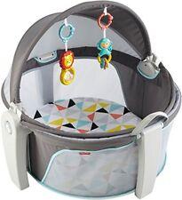 Corral De Juegos Para Bebé Plegable Portátil Protección UPF20 Fisher Price