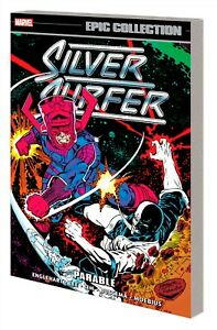 SILVER SURFER EPIC COLLECTION: PARABLE TPB (Marvel) 11121