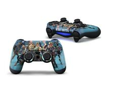 Camoflauge Vinyl Decal Skin Stickers Fortnite Game For PS4 Controller Brand New