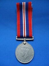 GEORGIVS VI WAR MEDAL WWII ENGLISH SOUTH AFRICA NAMED 189232 YAN REMSBURG