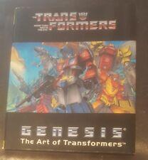 the TRANSFORMER GENESIS the Art of transformers 2003