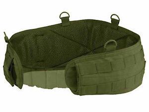 Condor Gen II Battle Belt - Olive - Large 241-001-L MOLLE PALS