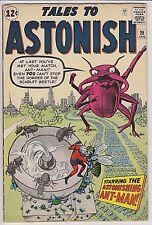 Tales to Astonish #39 F+ Nice Shape !