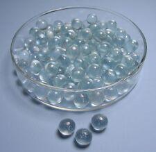 FLINT GLASS / SODA LIME BEADS 10 mm COLUMN PACKING 1 lb
