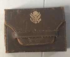 VINTAGE WW2 OFFICERS ARMY SEWING KIT 14D