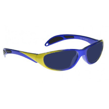 BoroTruView Shade #5 Glassworking Safety Glasses - 59-20-130 Blue/yellow Plastic