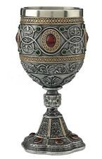 "7"" Holy Grail Chalice Church Catholic Decor Drinking Cup Religious Jesus Christ"