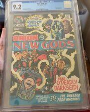New Gods 2 Cgc 9.2 Comic
