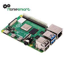 NEW Raspberry Pi 4 Model B 1/2/4GB RAM Gigabit Ethernet Bluetooth 5.0 USB AHS