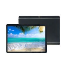 """Android tablet 10"""" 800x1280 Quad Core MTK6580 Dual SIM Card Phone 3G Call Wifi"""